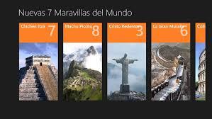 Las 7 maravillas del mundo moderno (7)
